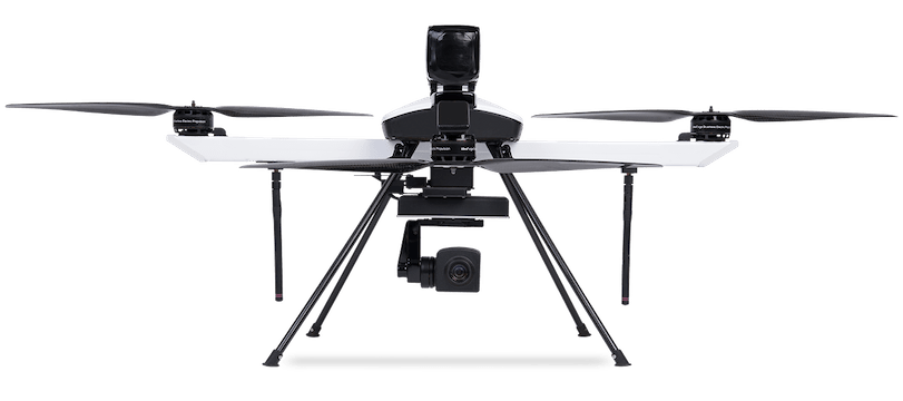Q Series UAV - For GIS mapping, surveillance, traffic and