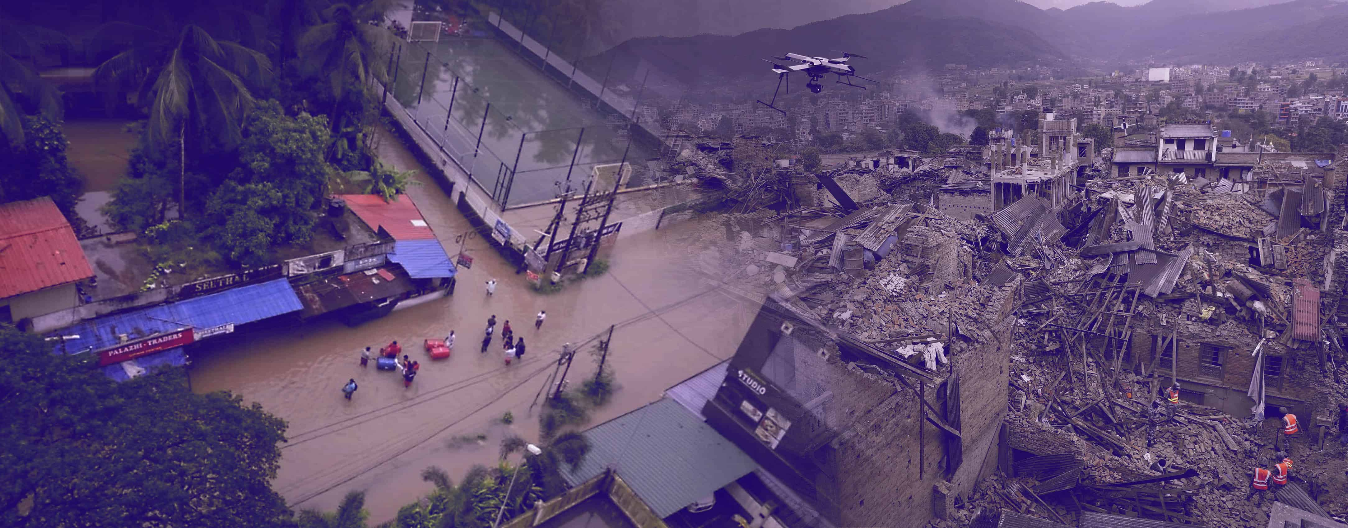 "Using Drones For Disaster Relief Is A Life-Saver In ""Impossible"" Situations"