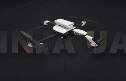NINJA UAV – The NPNT Compliant VTOL Micro Drone Takes Off