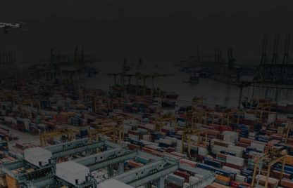 Using Drones in Port Operations is The Move World Commerce Needs
