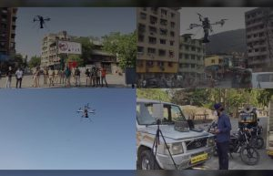 Mumbai, Delhi boost their fight against Covid-19 with ideaForge drones