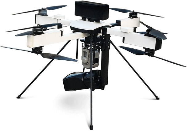 Megaphone Drone