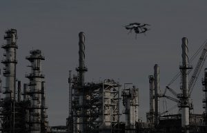 Drones in Steel Industry – Mapping, Surveillance & Inspection Done Right