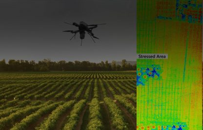 AI-Powered Drones for Precision Agriculture – The Secret to Scaling and Sustenance
