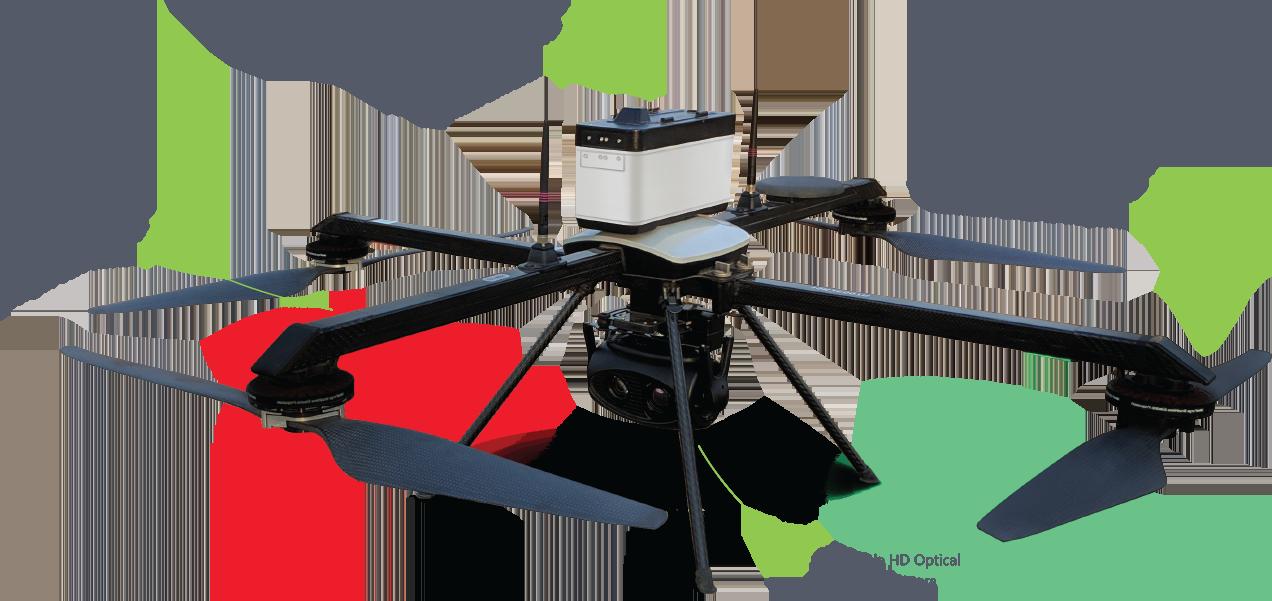 ideaForge NETRAv4 Prime UAV